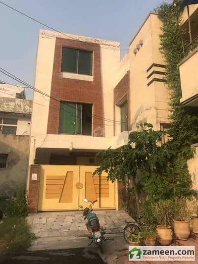Double House For Sale In Johar Town C Block