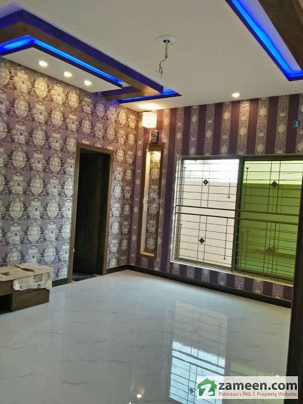 10 Marla Brand New Luxurious Upper Portion For Rent In Pia Housing Society C Block