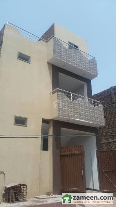 4 Marla House For Sale In Chatta Town Opposite Shareef Garden At Kanchi Moor.