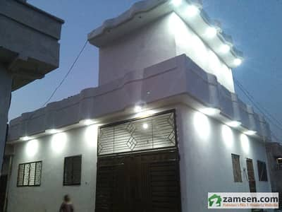 5 Marla House For Sale In Mehrban Town Islamabad