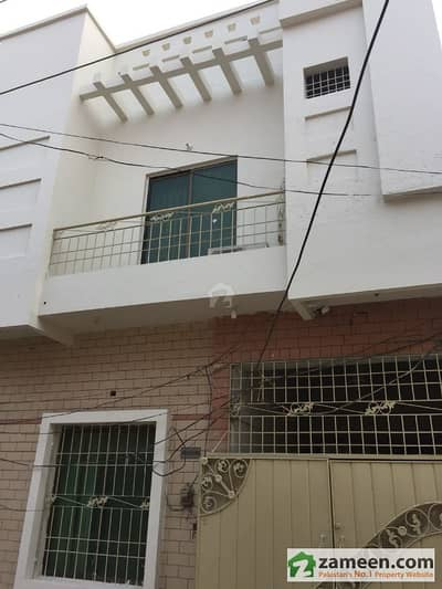 3 Marla  Double Storey House For Sale In Nisar Coloney Near Samanabad Faisalabad