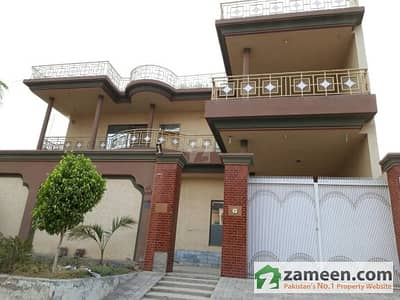 20 Marla Double Story House For Rent In Employes Colony Layyah