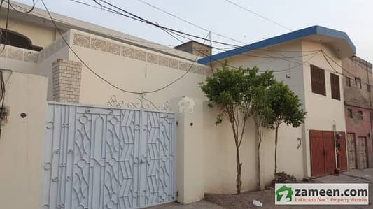 Double Storey House For Sale  On Main Altaf Town