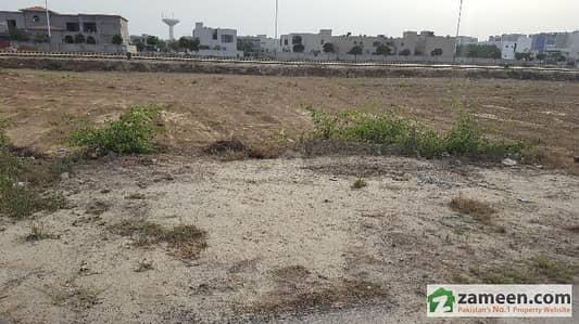 Dha Phase 8 Cheapest  2 Kanal Residential Plot  88 Block J