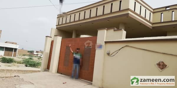 11 Marla Newly Constructed House For Sale In Akbar Colony