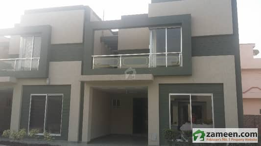 4 Marla Brand New Villa Just At 90 Lac For Sale