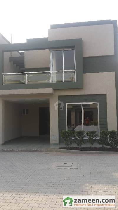 4 Marla Brand New Luxury House For Sale