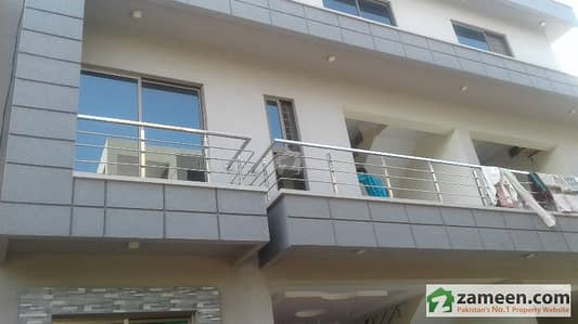 5. 50 Marla Double Story House Available For Sale Abdullah Town Sector H-13 Islamabad