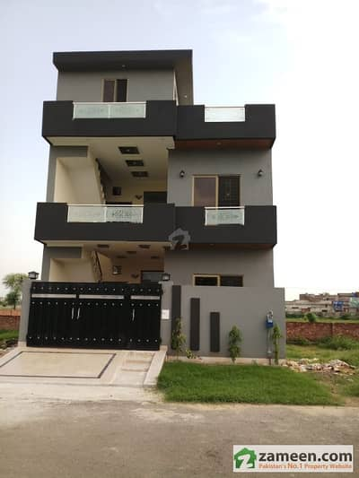 5 Marla Houses For Sale In Nespak Scheme Phase 3 Lahore