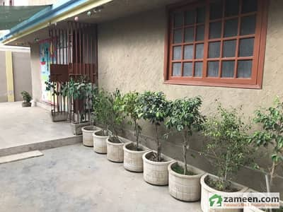 600 Sq Yards Commercial Double Storey Is Available For  Urgent  Rent