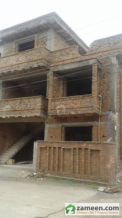 7 Marla Corner Triple Storey House Stacher Available For Sale Paris City Block F Sector H13 Islamabad