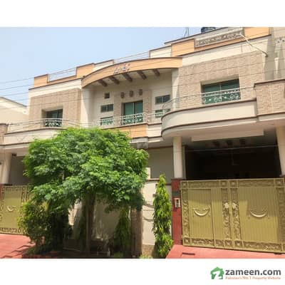Double Storey House For Sale Muslim Town
