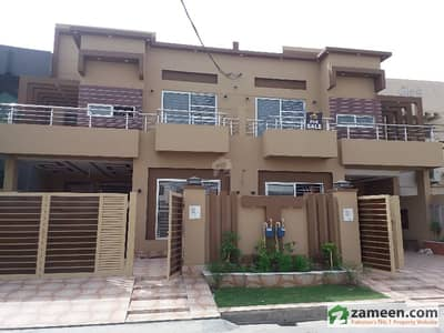 10 Marla Brand New House For Sale Near Pcsir 2 Gate