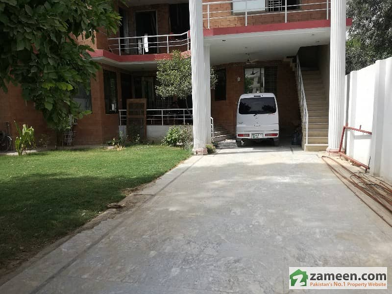 1 Kanal House For Rent For Office Bank Purpose