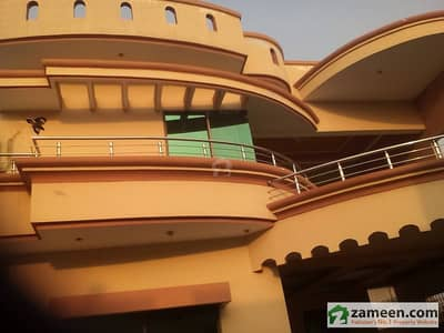 New 13 Marla House Is Available For Sale - Allama Iqbal Town