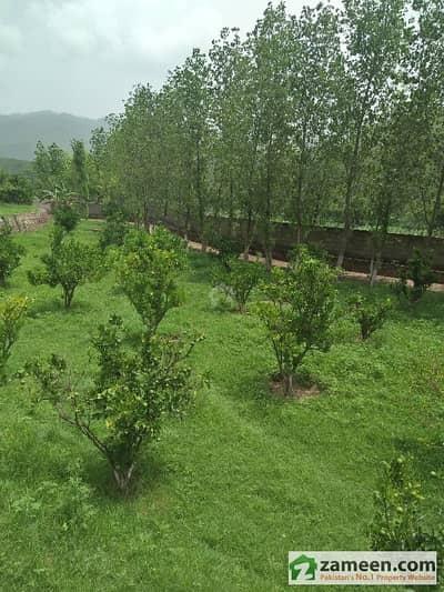 23 Kanal Farms House  For Sale In Near To Mumtaz  Farms House Islamabad