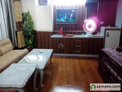Fully Furnished Apartment For Rent Main Market Gulberg 2