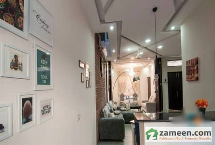 Brand New Double Storey House For Sale In Main Bahria Enclave Road