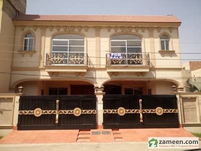 Beautifully Located 14 Marla Duplex Spanish Bungalow For Sale