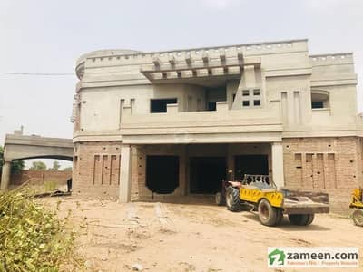 4 Kanal Double Storey House For Sale