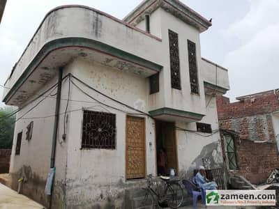 Square Corner House For Sale In Daska City - Near Boys College
