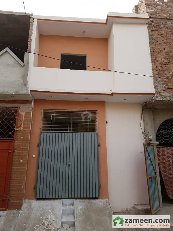 Newly Constructed Double Storey House For Sale