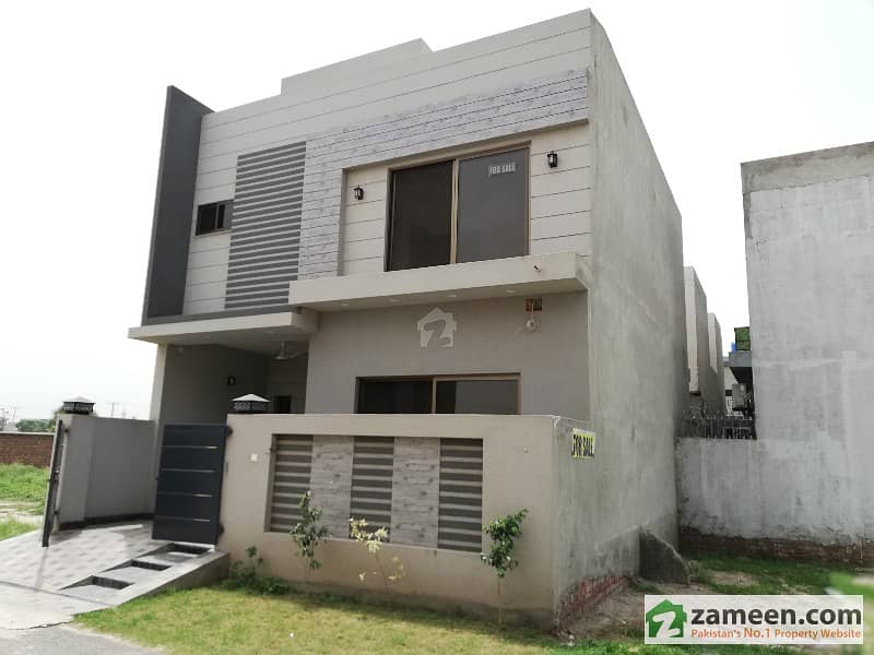 5 Marla Double Story House Near Ring Road Block A For Sale In State Life Society