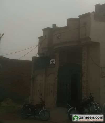 Beautiful Double Storey 5 Beds House For Sale In Sargojirah Chakwal