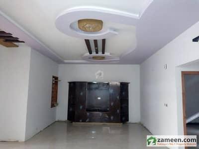 240 Sq. Yard Ground + 2 Floors New West Open Leased Near Road Gulistan-e-Jauhar - Block 13 Karachi