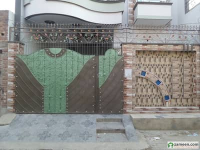 Double Storey Brand New Beautiful House For Sale At Ayub Park, Okara