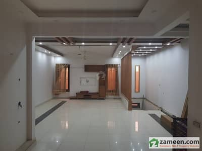 500 Square Yards With Basement For Sale