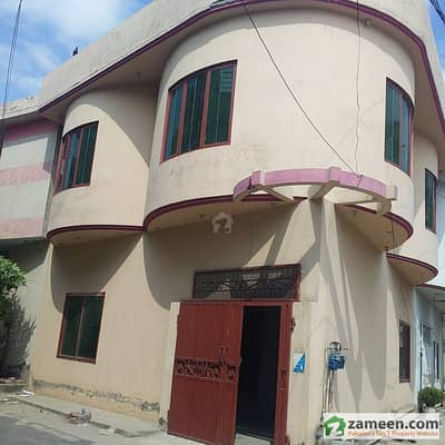 3 Marla  Corner House Is Available For Sale