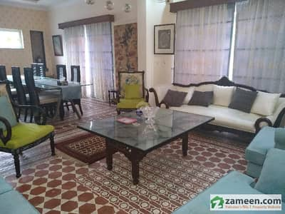 Furnished Lower Portion for Rent