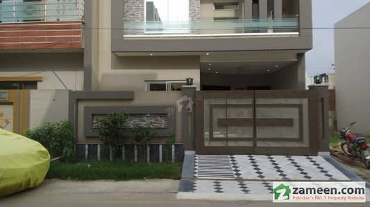 Brand New House For Sale In Pak Arab Society