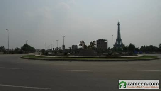Plot For Sale In Bahria Town Lahore