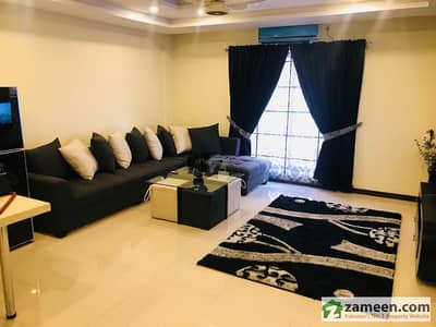Bahria Heights Full Furnished   Apartment Available For Rent