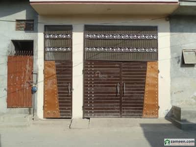 Double Story Beautiful House For Sale At Naseem Fatima Colony, Okara