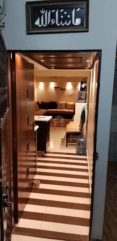 Erum Square VIP Block Gulshane Iqbal Block 11 2nd Floor Flat