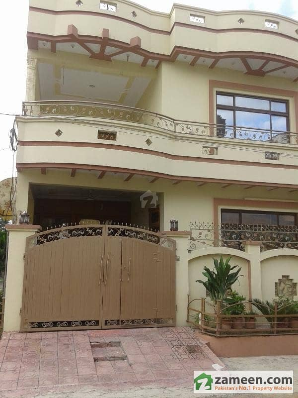 6 Marla New Double Storey  House For Sale