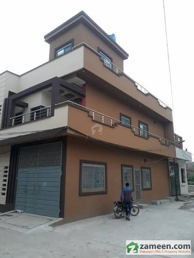 4. 5 Marla House For Sale In Ghous  Garden Phase 4