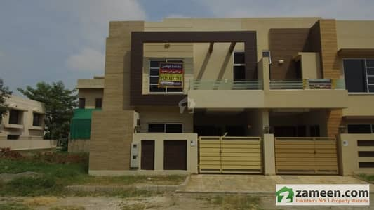 Lahore Brand New 5 Marla House In Pace Woodland Housing Gated Society