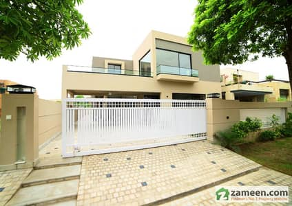 Syed Brothers Offers 1 Kanal Brand New Double Unit Modern Design Bungalow For Sale