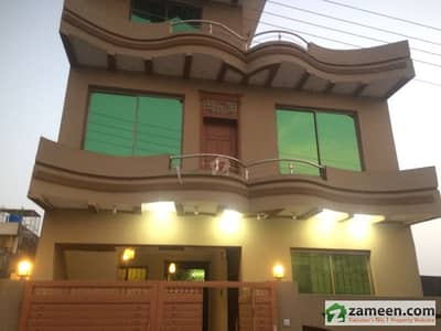 Airport Housing Society Sector 4 Block A Street No 14  5 Marla New House