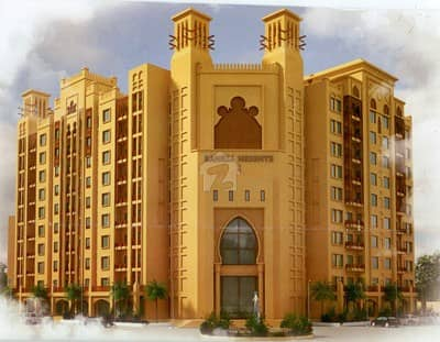 Bahria Apartments 23 4 Bed For Sale