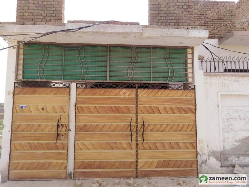 12 Marla Single Story House For Sale
