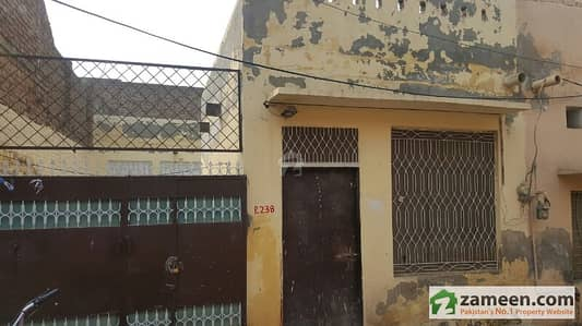 4 Marla house for sale in shamsher town Main street semi commercial