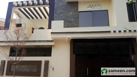 A Very Beautiful Newly Constructed House Is Available For Rent