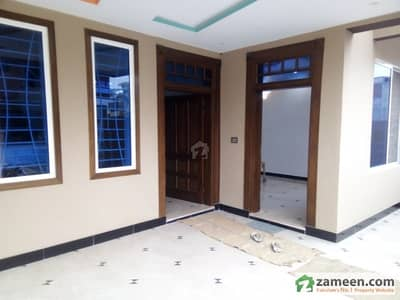 7 Marla Brand New Ideal Location Double Unit House For Sale