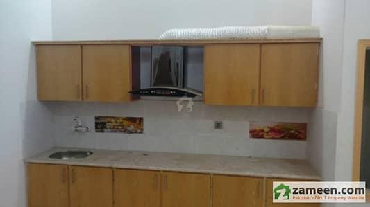 New Ground Floor Flat For Sale 2 Beds Attach Baths & Balcony