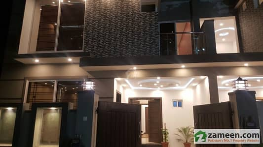5 Marla Double Storey Designer House In National Garden Housing Scheme On Adiala Road